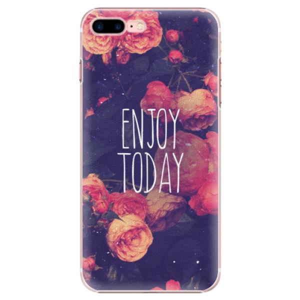 Plastové pouzdro iSaprio - Enjoy Today - iPhone 7 Plus