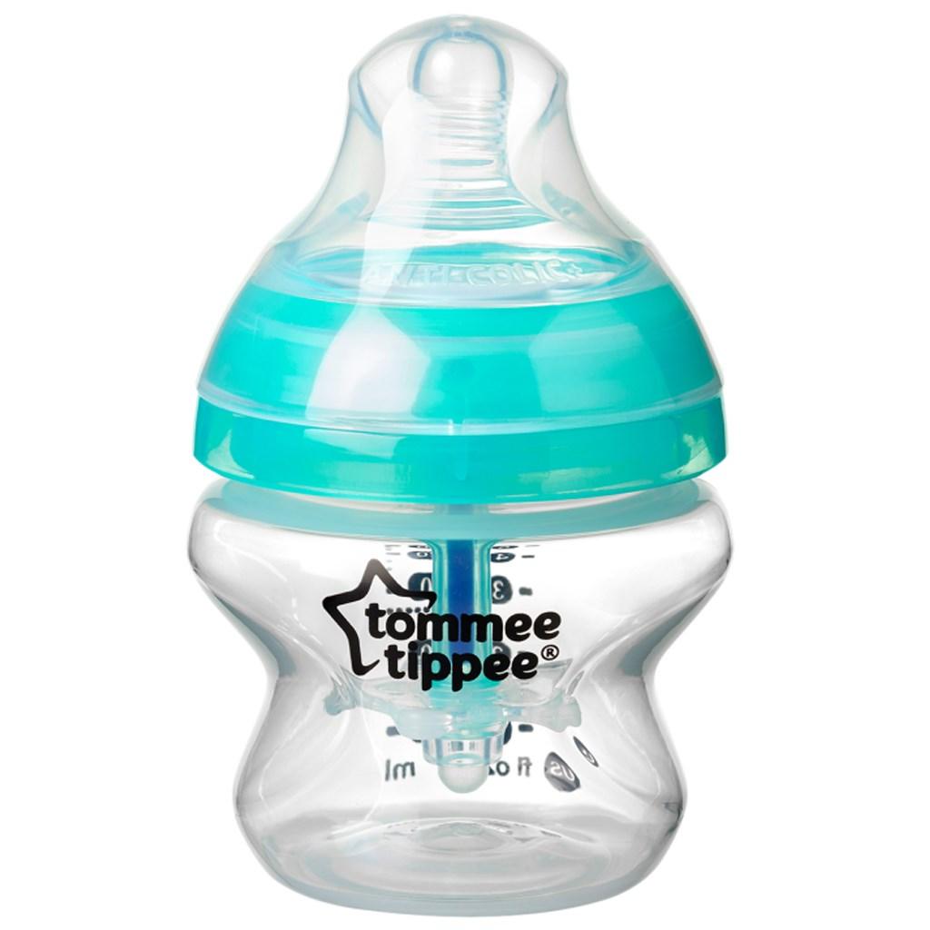 Antikoliková láhev Tommee Tippee 150 ml (1ks) - transparentní
