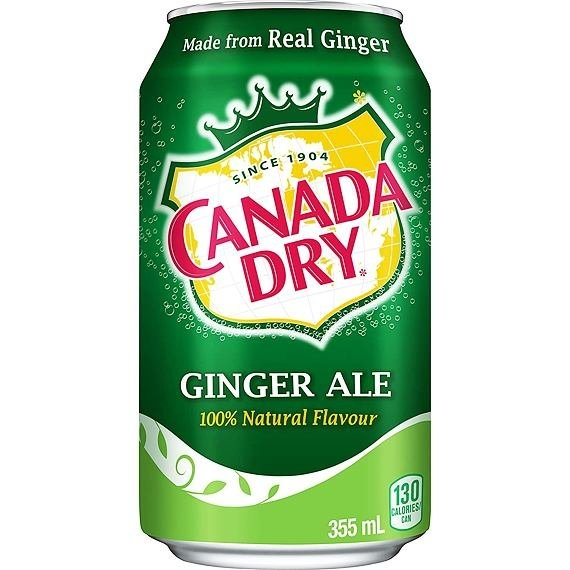 Ginger Ale 355 ml