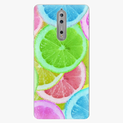 Plastový kryt iSaprio - Lemon 02 - Nokia 8