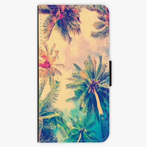 Flipové pouzdro iSaprio - Palm Beach - iPhone 7 Plus