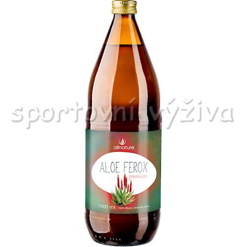 Allnature Aloe Vera Ferox Premium 1000ml