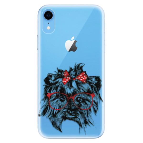 Odolné silikonové pouzdro iSaprio - Dog 03 - iPhone XR