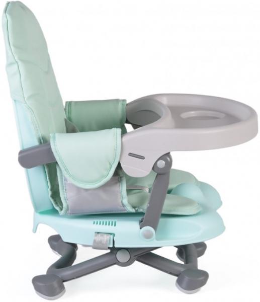 Moni Dětská jídelní židlička Kiwi - mátová