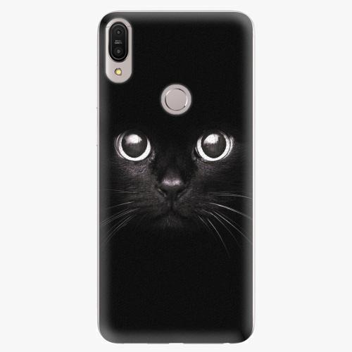 Plastový kryt iSaprio - Black Cat - Asus Zenfone Max Pro ZB602KL