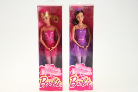Barbie Balerína DHM41