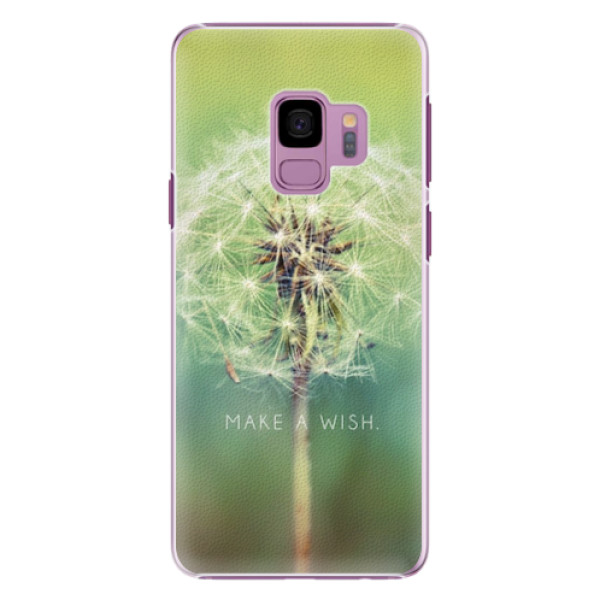 Plastové pouzdro iSaprio - Wish - Samsung Galaxy S9