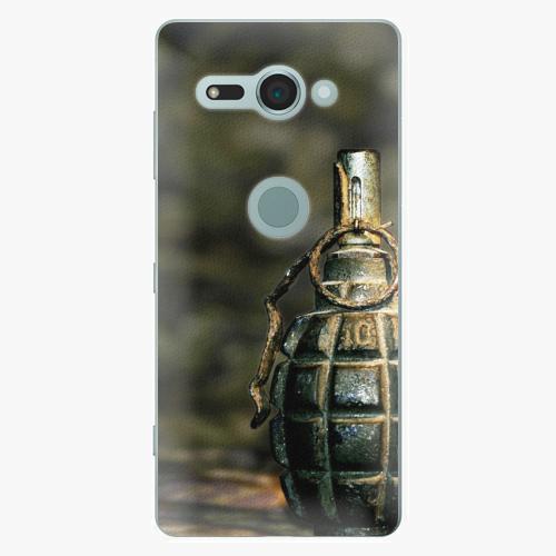 Plastový kryt iSaprio - Grenade - Sony Xperia XZ2 Compact