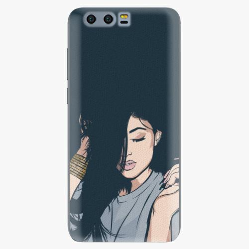 Plastový kryt iSaprio - Swag Girl - Huawei Honor 9