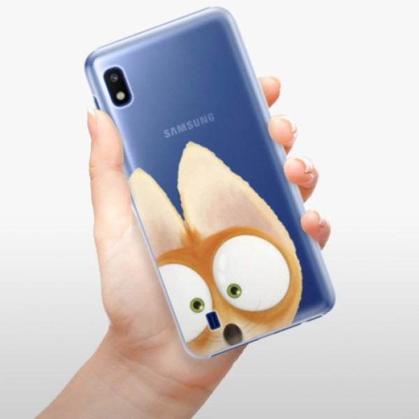 Plastové pouzdro iSaprio - Fox 02 - Samsung Galaxy A10