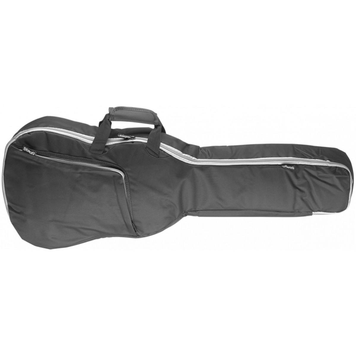 Stagg STB-10 W3, pouzdro pro 3/4 akustickou kytaru