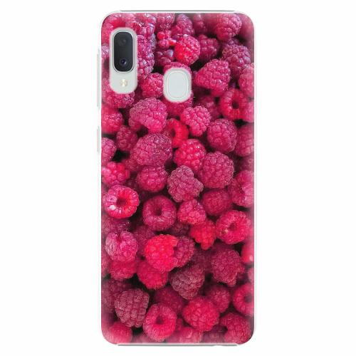 Plastový kryt iSaprio - Raspberry - Samsung Galaxy A20e