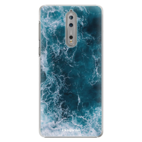 Plastové pouzdro iSaprio - Ocean - Nokia 8