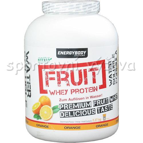 Whey Protein Fruit - 2270g-pomeranc