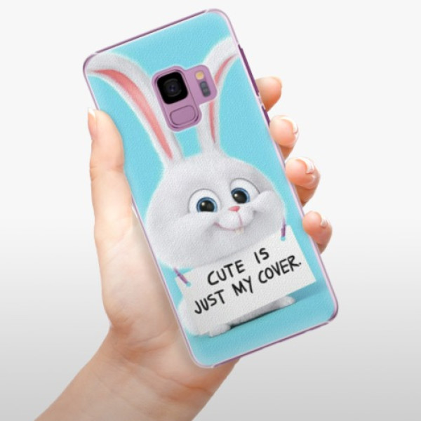 Plastové pouzdro iSaprio - My Cover - Samsung Galaxy S9