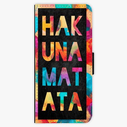 Flipové pouzdro iSaprio - Hakuna Matata 01 - Samsung Galaxy Note 8