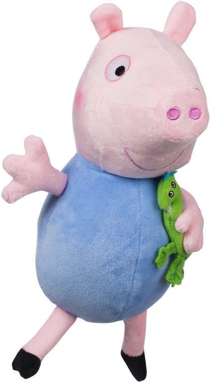 PLYŠ Prasátko TOM (Peppa Pig) 30cm PLYŠOVÉ HRAČKY
