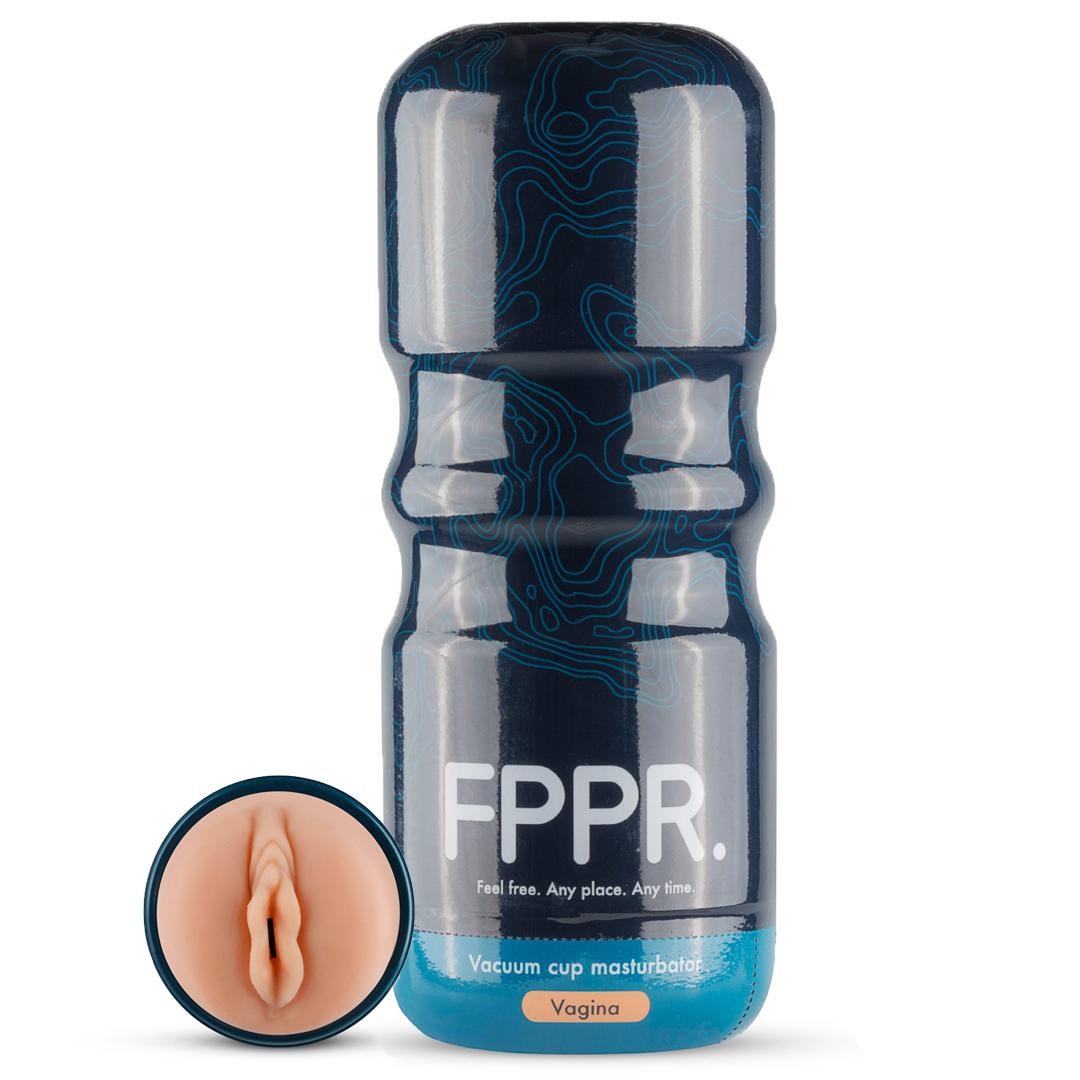 FPPR. Vagina Masturbator - Mocha