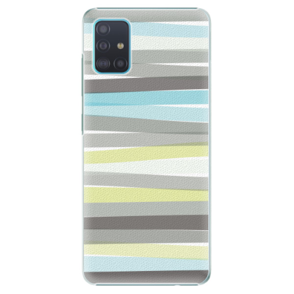 Plastové pouzdro iSaprio - Stripe - Samsung Galaxy A51