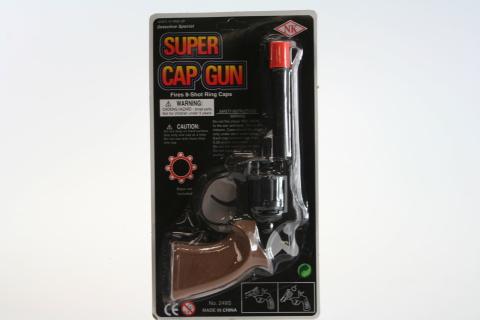 Pistole na kapsle 8 ran