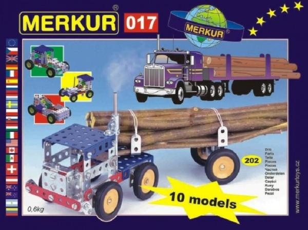 stavebnice-merkur-017-kamion-10-modelu-202ks-v-krabici-26x18x5cm
