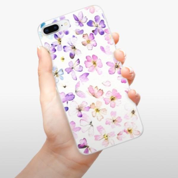 Odolné silikonové pouzdro iSaprio - Wildflowers - iPhone 8 Plus