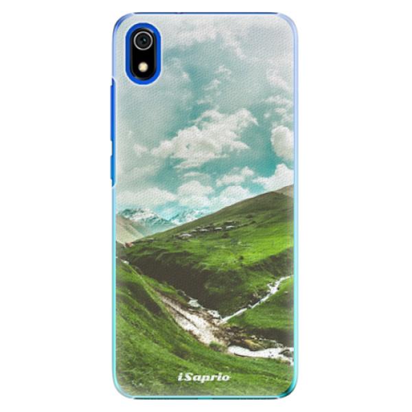 Plastové pouzdro iSaprio - Green Valley - Xiaomi Redmi 7A