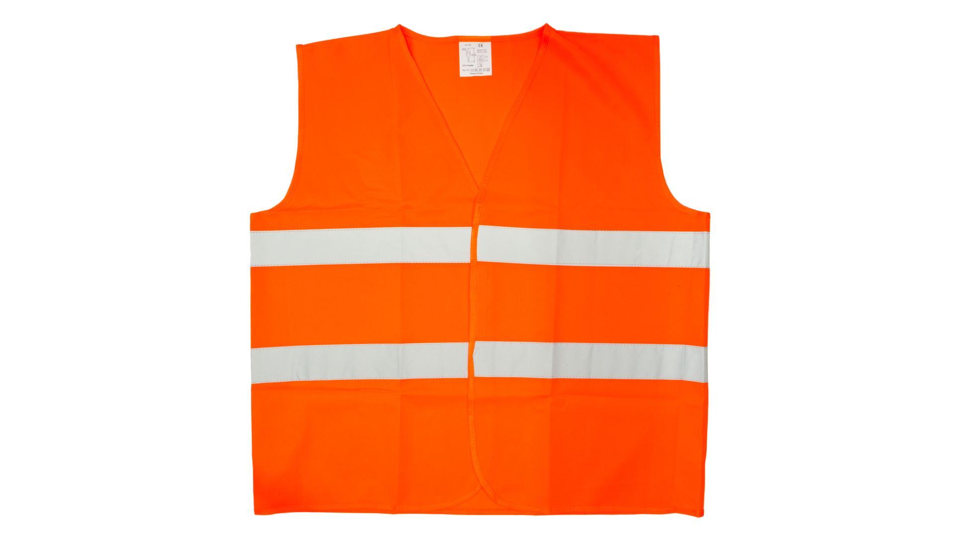 4CARS Reflexní vesta XL oranžová