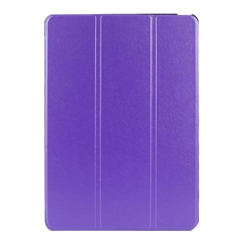 Kožený kryt / pouzdro Smart Cover iSaprio pro iPad Air 2 fialový
