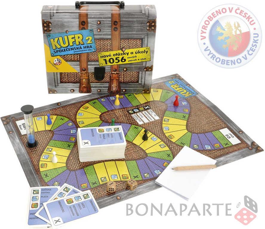BONAPARTE Hra KUFR 2