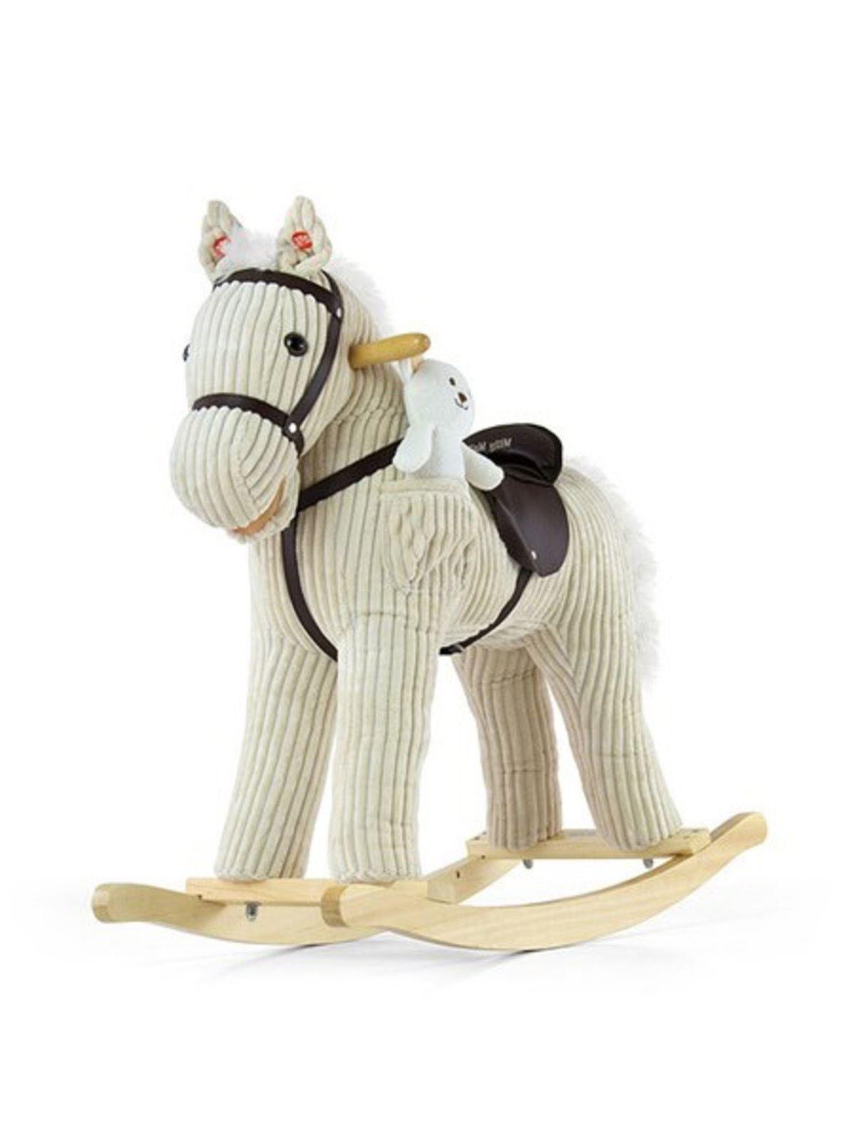 Houpací koník s melodií Milly Mally Pony