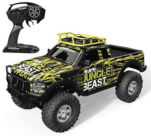 JUNGLE BEAST -1/10 Crawler 4x4