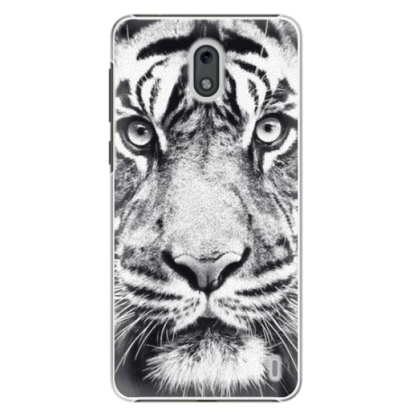 Plastové pouzdro iSaprio - Tiger Face - Nokia 2