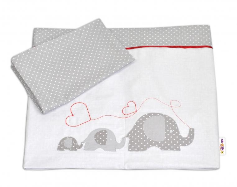 bavlnene-povleceni-s-vysivkou-baby-nellys-slonici-se-srdickem-135x100