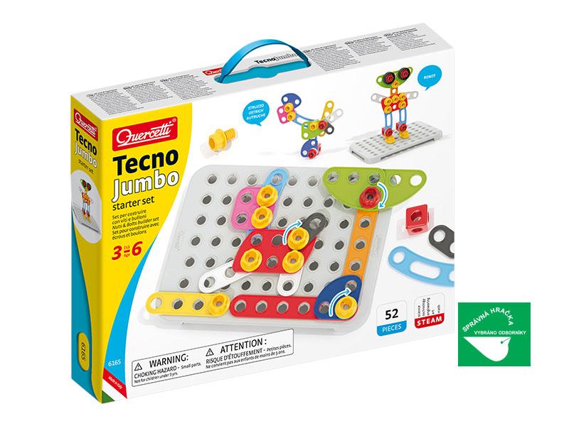 Quercetti Tecno Jumbo Starter Set