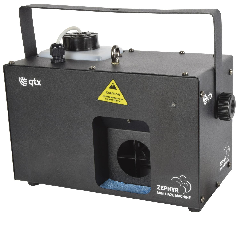 QTX ZEPHYR-300 Zephyr Mini Haze, výrobník mlhy, 300W