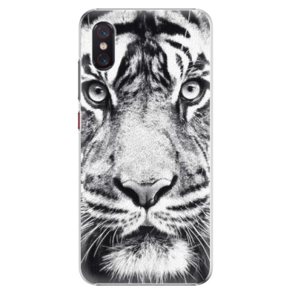 Plastové pouzdro iSaprio - Tiger Face - Xiaomi Mi 8 Pro