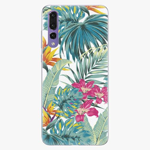 Plastový kryt iSaprio - Tropical White 03 - Huawei P20 Pro