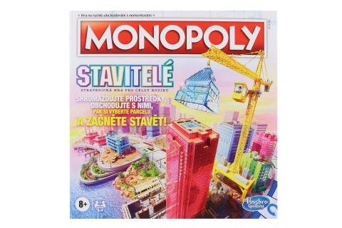 Monopoly Stavitelé TV 1.10.-31.12.2021