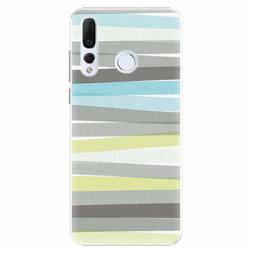 Plastový kryt iSaprio - Stripes - Huawei Nova 4