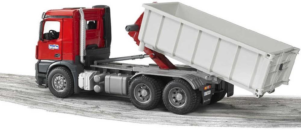 BRUDER 02490 John Deere Gator XUV 855D set s figurkou řidiče