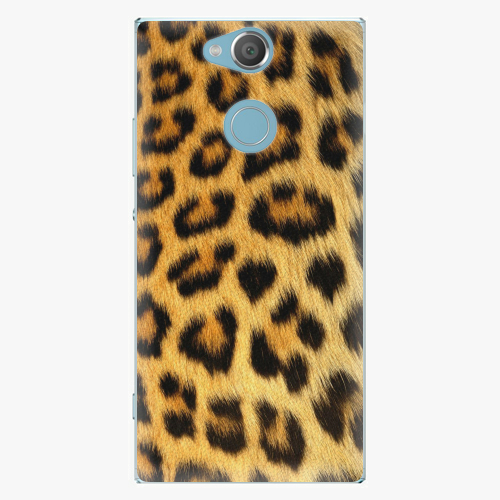 Plastový kryt iSaprio - Jaguar Skin - Sony Xperia XA2