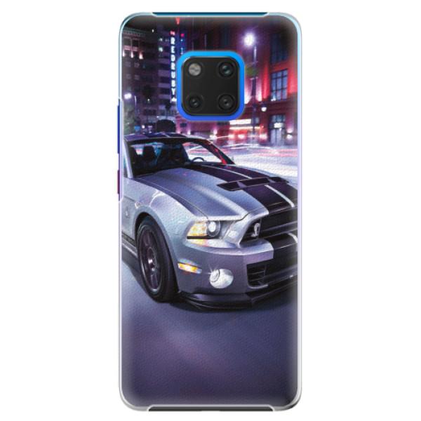Plastové pouzdro iSaprio - Mustang - Huawei Mate 20 Pro