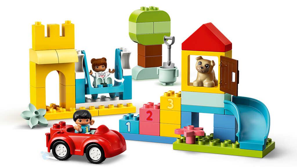 LEGO DUPLO Velký box s kostkami 10914 STAVEBNICE