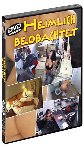 DVD Heimlich beobachtet - Tiché šmírování