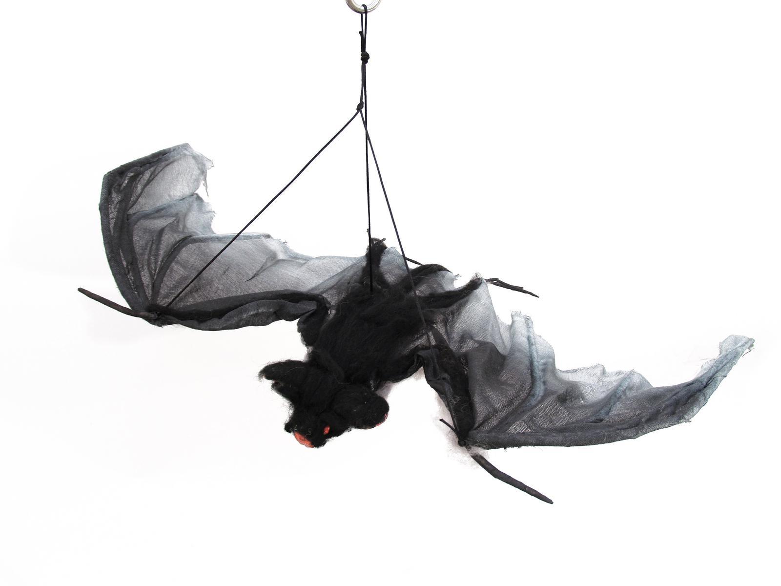 Halloweenský netopýr