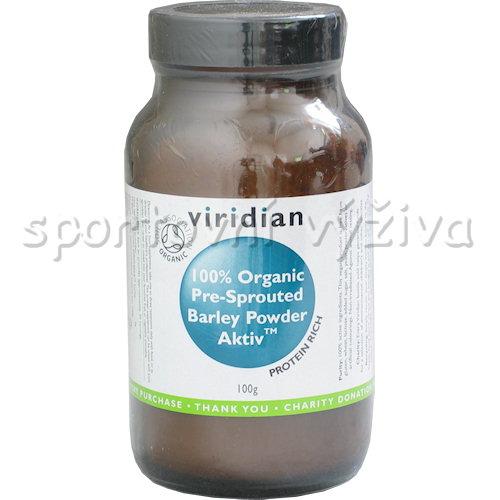 100% Aktivated Barley Powder 100g
