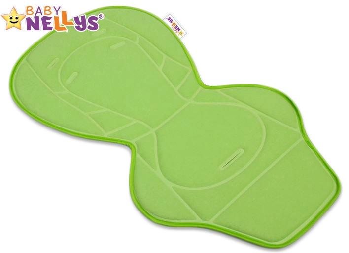 Vložka do kočárku Baby Nellys ® - zelená