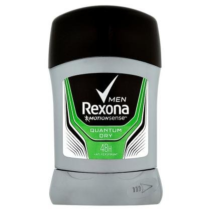 Rexona Men Quantum tuhý antiperspirant 50 ml