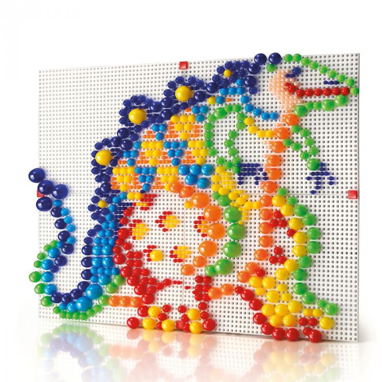 Quercetti FantaColor Modular 4 – mozaika